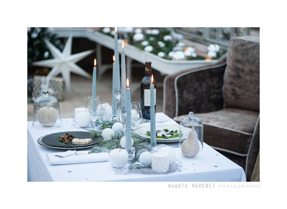 decoration-argent-noel-mariage